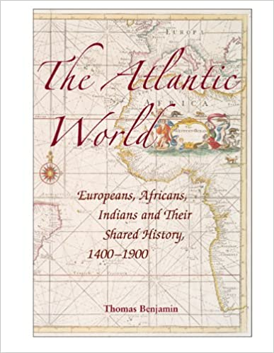 Amazon the atlantic world europeans africans indians and amazon the atlantic world europeans africans indians and their shared history 14001900 ebook thomas benjamin kindle store fandeluxe Choice Image