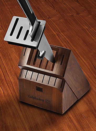 calphalon precision self sharpening 15 piece knife block set with sharpin technology 1932941. Black Bedroom Furniture Sets. Home Design Ideas