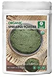 Organic Spirulina Powder ( 16 Oz ) - 100% Pure and Natural