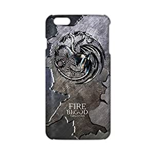 HNMD Fire Blood 3D Phone Case for Iphone 6 PLUS