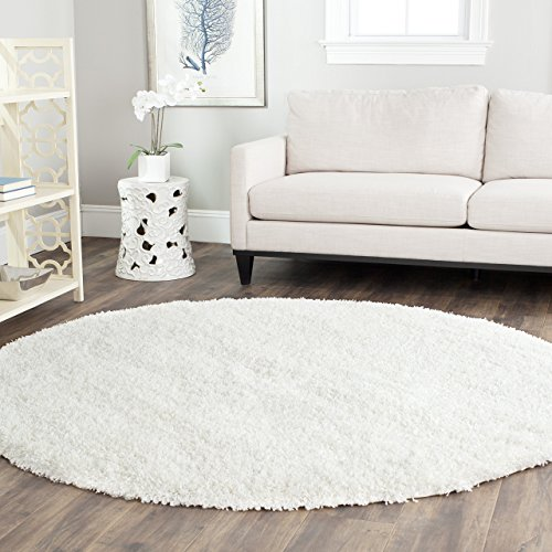 Top 10 round white rugs for bedroom for 2019