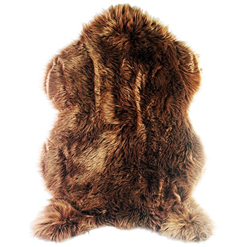 Faux Sheepskin Fur Rug, Couch Chair Cover Seat Pad, Soft