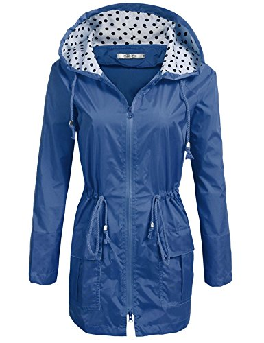 monogram rain coats for women - 3