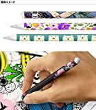 igsticker Ultra Thin Protective Body Stickers Skins Universal Decal Cover for Apple Pencil 1st Generation (Apple Pencil Not Included) 008892 Colorful Illustration Toy