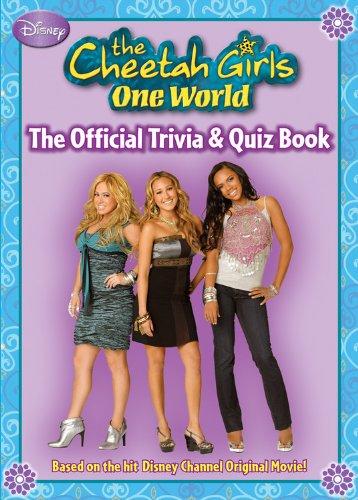 Download The Cheetah Girls: One World Official Trivia & Quiz Book pdf epub