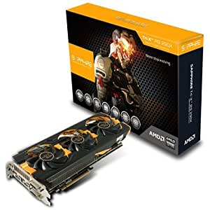 Sapphire 11226-00-40G AMD Radeon R9 290X 4GB - Tarjeta gráfica (Activo, Windows 7 Home Basic, Windows 7 Home Basic x64, Windows 7 Home Premium, Windows 7 Home Premium x64, , AMD, Radeon R9 290X, GDDR5, PCI Express 3.0)