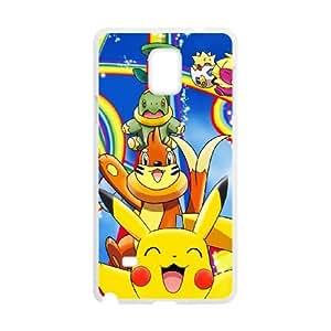 Pokemon Samsung Galaxy Note 4 Cell Phone Case White Sfgrn