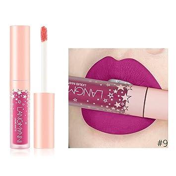 Amazon.com : Clearance Matte Liquid Lipstick Long Lasting for Girls ...