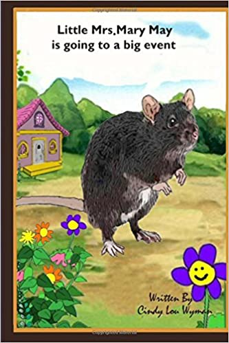 Book Little Mrs Mary May is going to a big event: A rhyme book for childrens