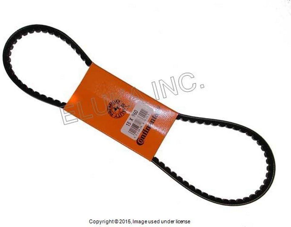 13 X 960 560 SL 560 SEL 560 SEC 420 SEL A//C Mercedes-Benz Belt