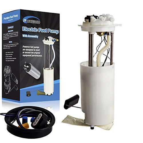 PartsSquare E3992M Fit 98-04 Jimmy Blazer Bravada V6-4.3L 4DR Fuel Pump Module Assembly Whole unit