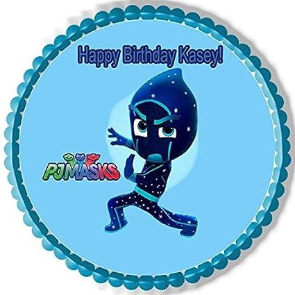"PJ Masks Night Ninja - Edible Cake Topper - 6"" ..."