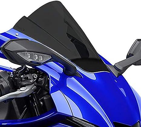 Cupula Racing para Yamaha YZF-R1 2020 Negro Puig 3826n
