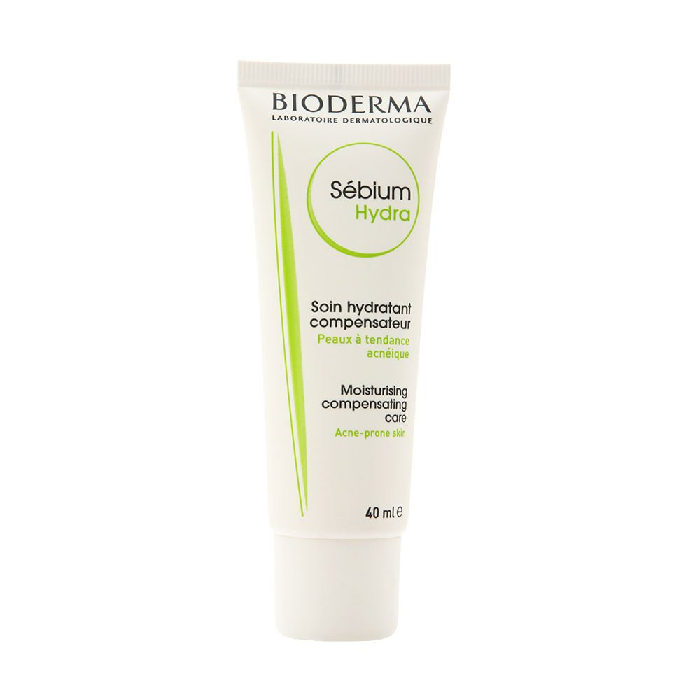 Bioderma Sebium Hydra, White, 40 ml