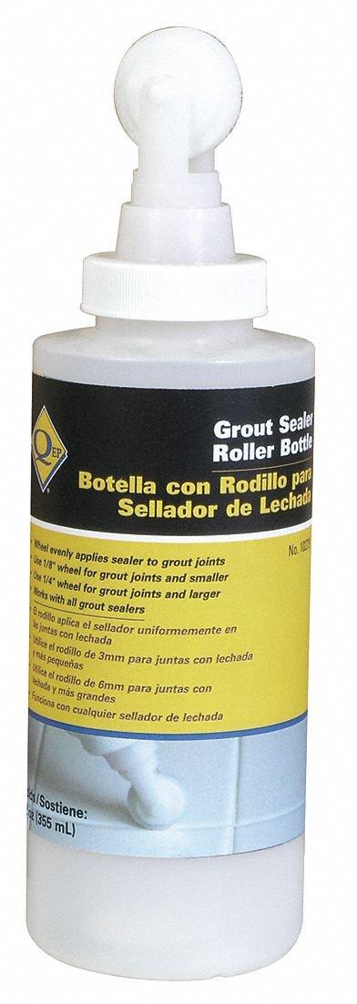 Grout Sealer Bottle w/Roller, 12 oz