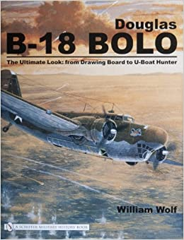 Douglas B-18 Bolo: The Ultimate Look: From Drawing Board