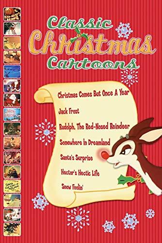 Classic Christmas Cartoons (Cartoon Dvd Movies)