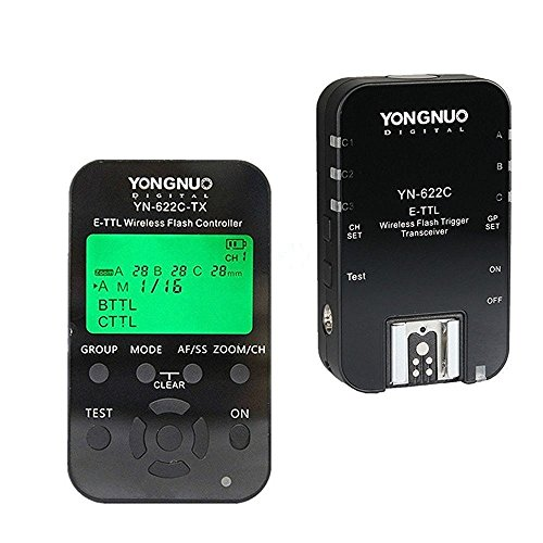 YONGNUO YN622C KIT including Controller Transceiver product image
