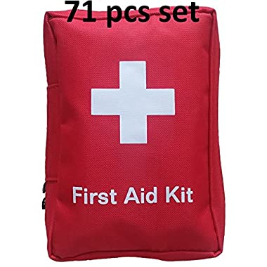 SadoMedcare V10 Classic All in One Complete First Aid Kit – Medical Kit – Travel Emergency Kit