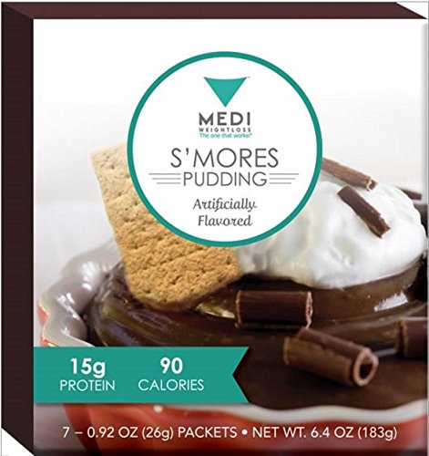 Amazon.com: Medi-Weightloss Hot Chocolate With Fiber - High Protein Drink - Low Carb, Low Fat ...