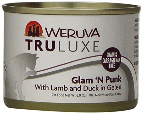 Weruva's TruLuxe Cat Food, Glam N' Punk with Lamb & Duck in