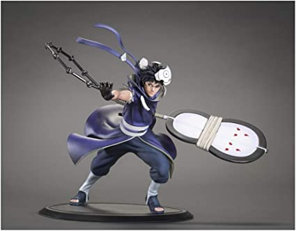 Anime Naruto Shippuden Hatake Kakashi Uchiha Obito Itachi Figurine Statue Modèle