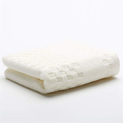 SUxian Hogar y Cocina Toallas faciales Toalla súper Absorbente Toalla 100% algodón Toallas de Playa