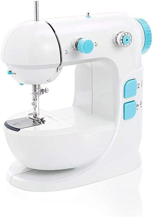 Máquina de coser máquina de coser a mano portátil con 12 ...