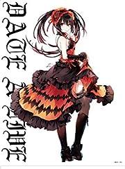 デート・ア・ライブ 原作版 B2タペストリー 時崎狂三 霊装ver.2