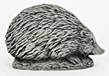 Hedgehog Concrete Statue Cement hedge hog Figurine sculpture Cast Stone Yard Art