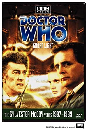 Amazon com: Doctor Who: Ghost Light (Story 157): Sylvester