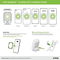 iOttie iTap Wireless Qi Wireless Car Mount /& Desk Stand with Fast Charge for Samsung Galaxy S9 S9 Plus S8 S7//S7 Edge Note 8 5 /& Qi Enabled Devices