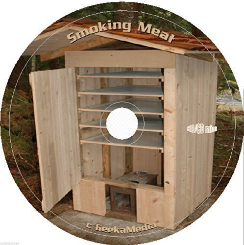 How to Build A Food Smoker and Smoke Meat 5 Books C147 (Jeff Phillips Smoker compare prices)