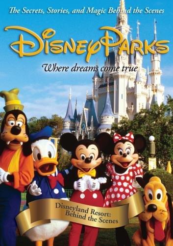 DVD : Disneyland Resort: Behindthe Scenes