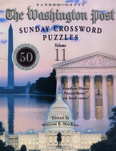 The Washington Post Sunday Crossword Puzzles  Vol  11