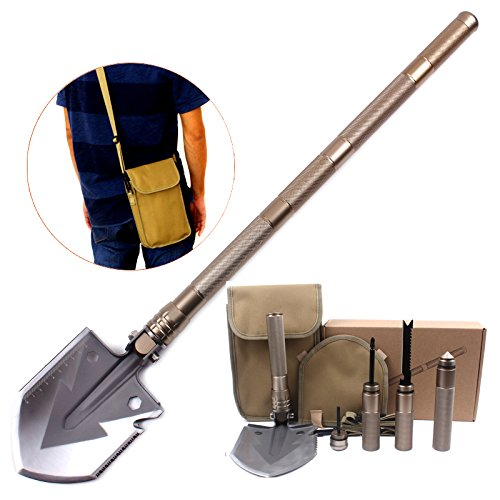 Aimake Shovel Military Folding Shovel
