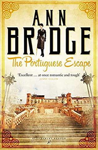 book cover of The Portuguese Escape