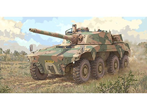 (Trumpeter 09516 1/35 South African Rooikat AFV)