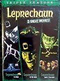 Leprechaun Triple Feature:  Leprechaun 4 In Space;  Leprechaun In the Hood;  Leprechaun Back 2 Tha Hood