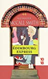 Edimbourg Express par McCall Smith