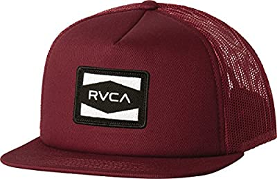 RVCA Men's Injector Trucker Hat from RVCA Young Men's