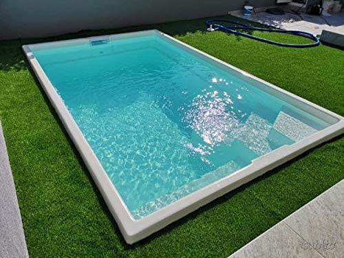 Best Pools - Piscina de fibra de vidrio: Amazon.es: Jardín