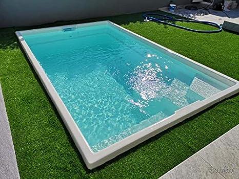 Best Pools - Piscina de fibra de vidrio: Amazon.es: Jardín