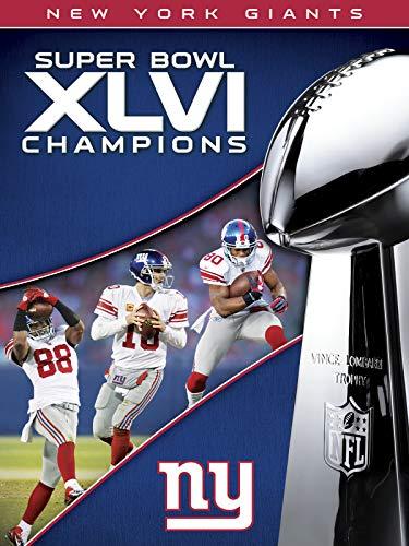 e5ccd85ec9f6 NFL Super Bowl XLVI Champions New York Giants