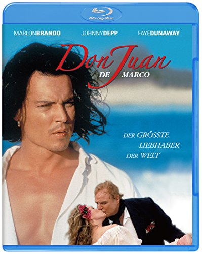 Don Juan DeMarco (first production Limited Special Package) [Blu-ray]
