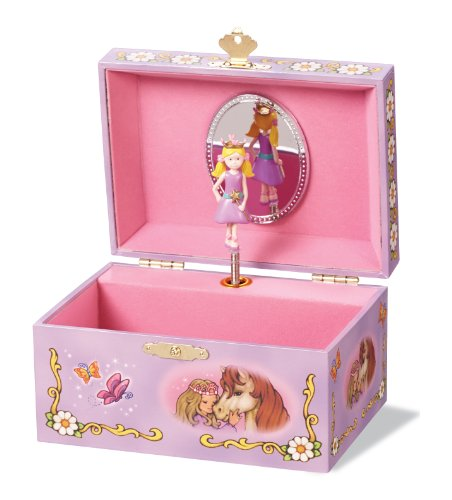 Enchantmints Butterfly Princess Music Jewelry Box
