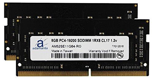 (Adamanta 16GB (2x8GB) Memory Upgrade Compatible for 2017 Apple iMac 27