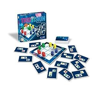 Huch! & Friends - Juego de tablero, 1 a 6 jugadores (HUTRI) [Importado]
