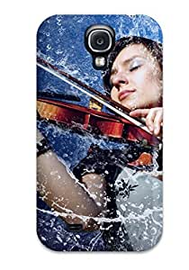 Excellent Design Violin Phone Case For Galaxy S4 Premium Tpu Case wangjiang maoyi