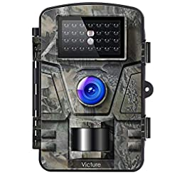 Victure Trail Game Camera with Night Vis...